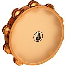 "Black Swamp Percussion SoundArt Series 10"" Tambourine Double Row with Remo Head Beryllium Copper TD4S"