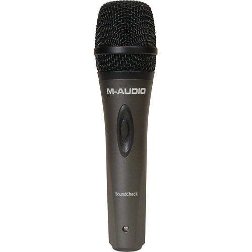 M-Audio SoundCheck Dynamic Microphone