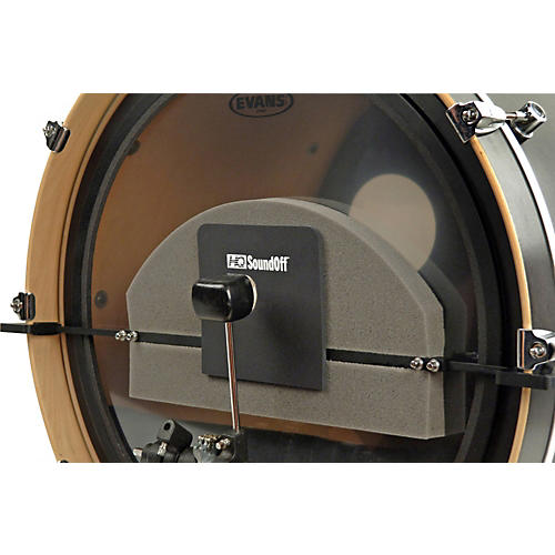 HQ Percussion SoundOff Bass Drum Mute