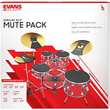 Evans SoundOff Full Box Set, Standard