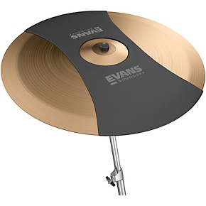 evans soundoff ride cymbal mute 20 in musician 39 s friend. Black Bedroom Furniture Sets. Home Design Ideas