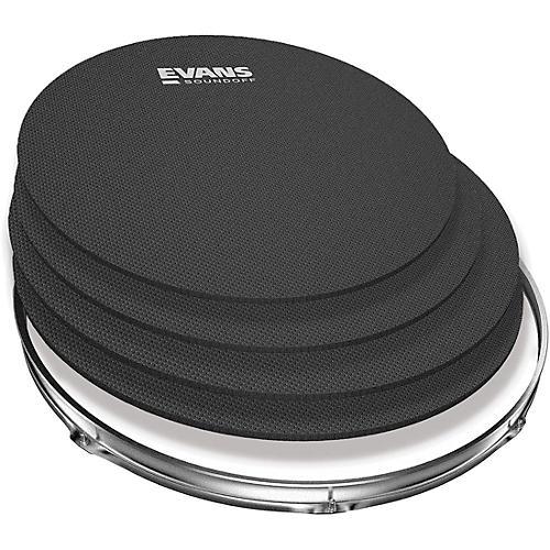 evans soundoff by evans drum mute pak standard musician 39 s friend. Black Bedroom Furniture Sets. Home Design Ideas