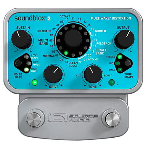 Source Audio Soundblox 2 Multi Wave Distortion