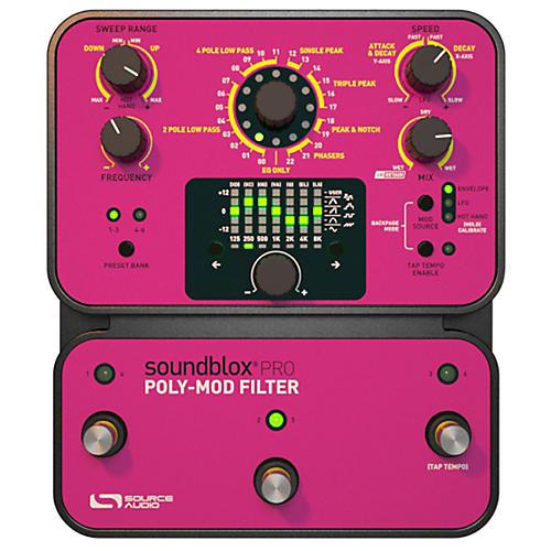 Source Audio Soundblox Pro Poly-Mod Filter