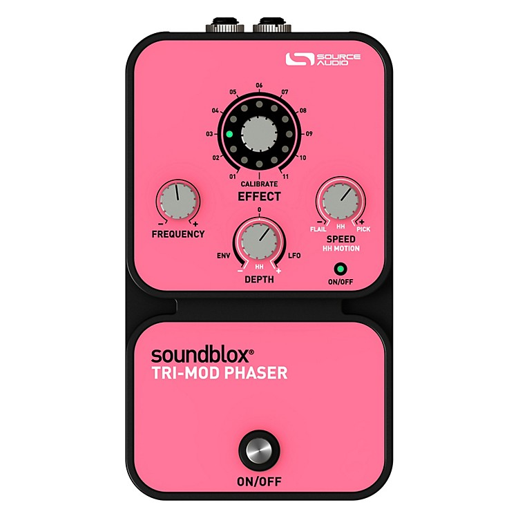 Source Audio Soundblox Tri-Mod Phaser