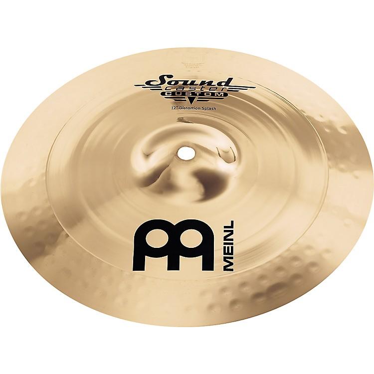 MeinlSoundcaster Custom Distortion Splash Cymbal12