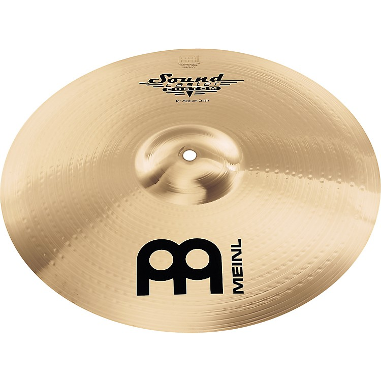 Meinl Soundcaster Custom Medium Crash Cymbal 18