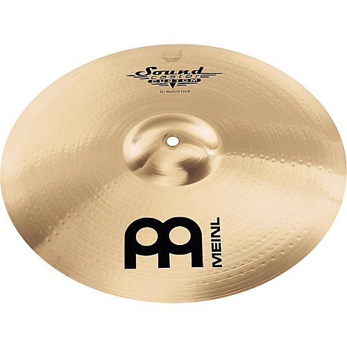 Meinl Soundcaster Custom Medium Crash Cymbal 15 in.