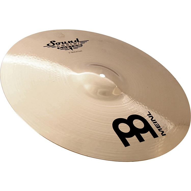 Meinl Soundcaster Custom Medium Crash Cymbal 17