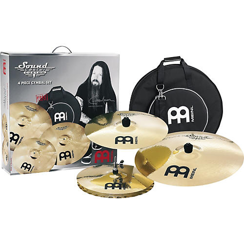 Meinl Soundcaster Custom Medium Cymbal Set