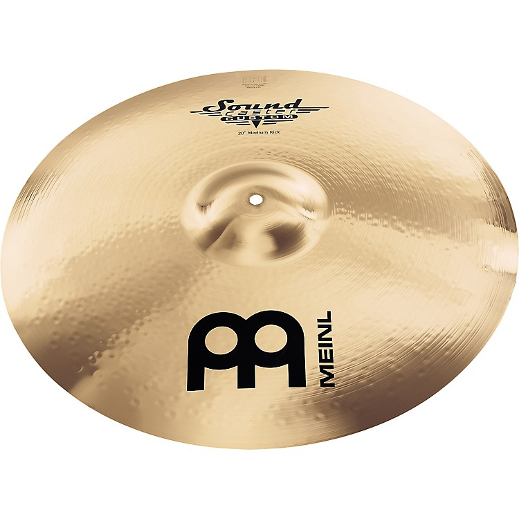 MeinlSoundcaster Custom Medium Ride Cymbal20