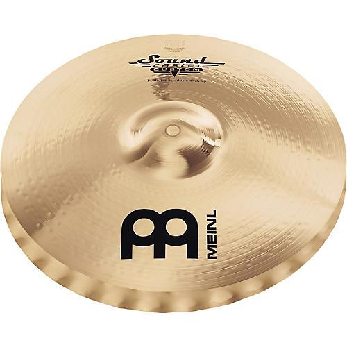Meinl Soundcaster Custom Medium Soundwave Hi-Hat Cymbals 14