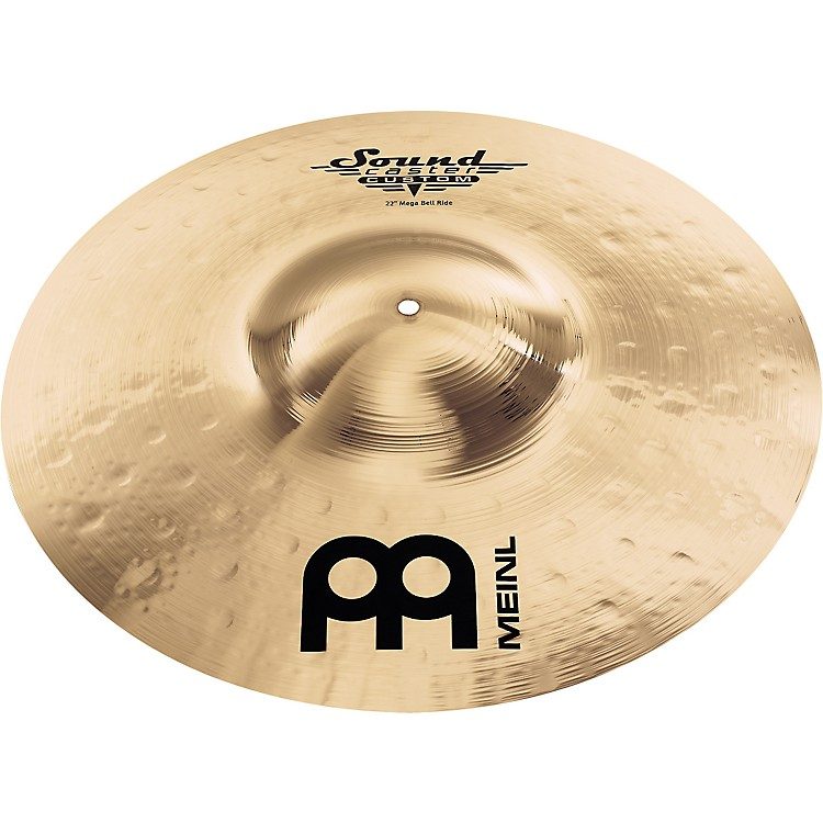 MeinlSoundcaster Custom Mega Bell Ride Cymbal22