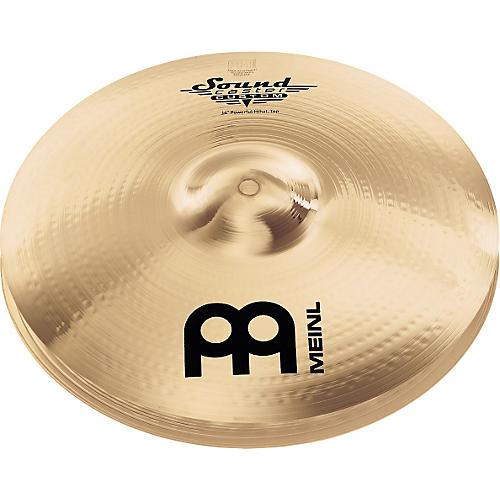 Meinl Soundcaster Custom Powerful Hi-Hat Cymbals 14