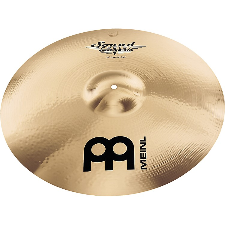 Meinl Soundcaster Custom Powerful Ride Cymbal 21