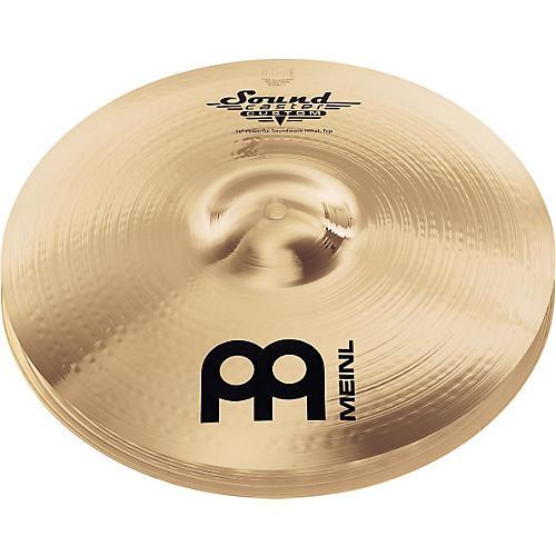 Meinl Soundcaster Custom Powerful Soundwave Hi-Hat Cymbals 14 in.