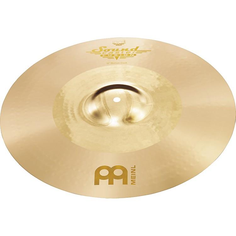 MeinlSoundcaster Fusion Medium Crash Cymbal18