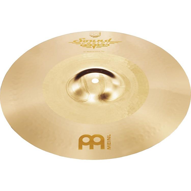 MeinlSoundcaster Fusion Medium Hi-hat Cymbals14