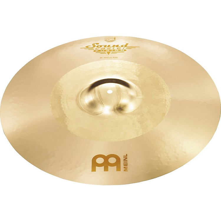 Meinl Soundcaster Fusion Medium Ride Cymbal 20