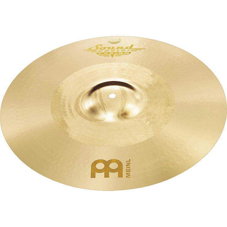 MeinlSoundcaster Fusion Powerful Crash Cymbal16