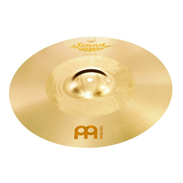 Meinl Soundcaster Fusion Thin Ride Cymbal 16 Inch