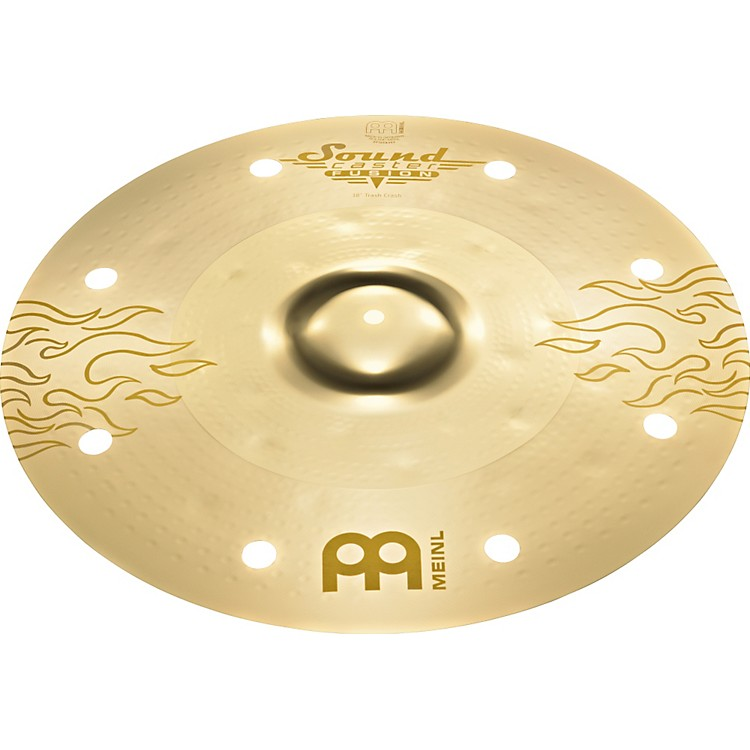 MeinlSoundcaster Fusion Trash Crash Cymbal16