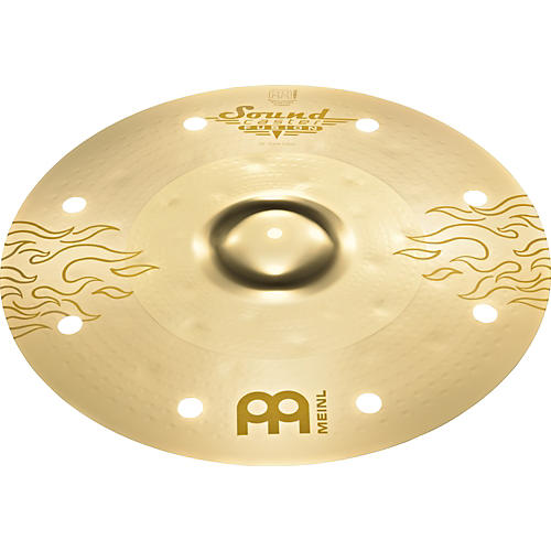 Meinl Soundcaster Fusion Trash Crash Cymbal 18 in.