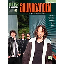 Hal Leonard Soundgarden - Guitar Play-Along Vol. 182 Book/Online Audio