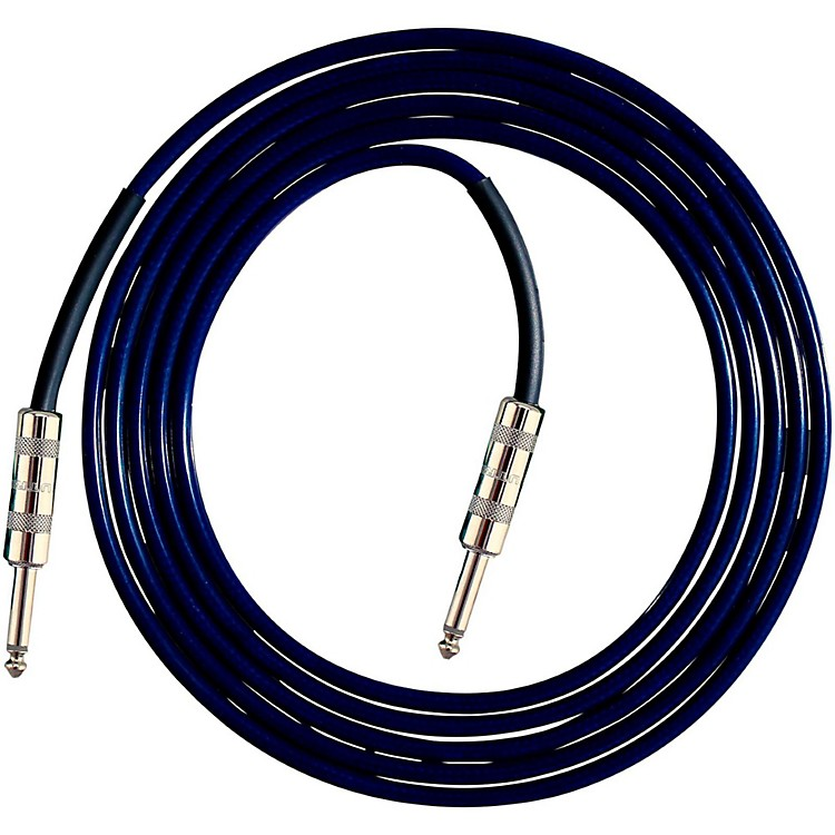 Live Wire Soundhose Instrument Cable Blue 20 Feet