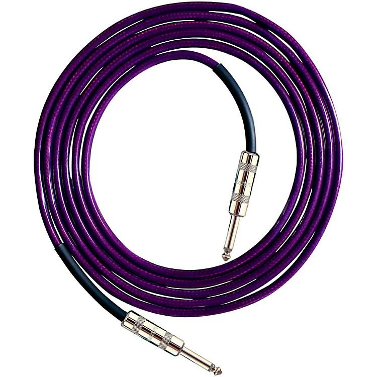 Live WireSoundhose Instrument CablePurple10 Feet