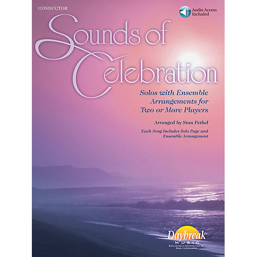 Daybreak Music Sounds of Celebration (Conductor's Score (with Acc. CD)) CONDUCTOR-thumbnail