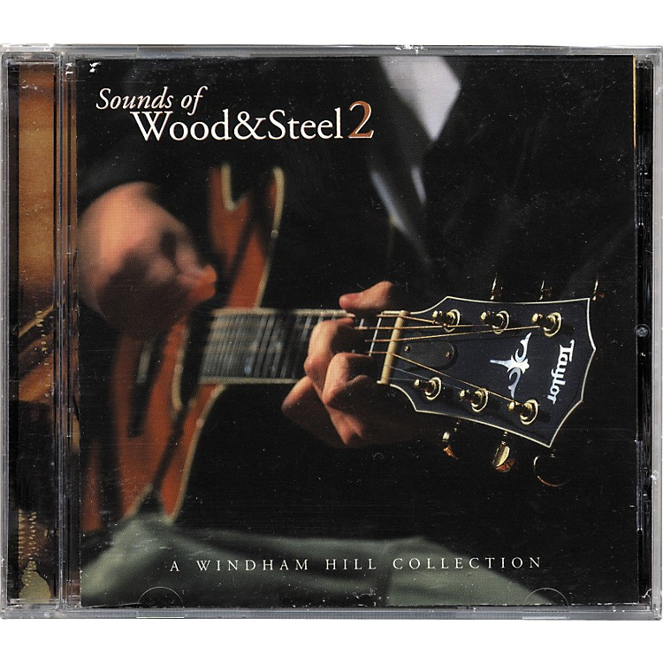 TaylorSounds of Wood and Steel Part 2 (CD)