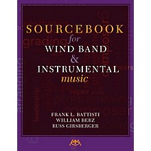 Meredith Music Sourcebook For Wind Band and Instrumental Music