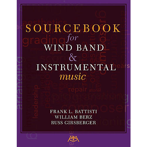 Meredith Music Sourcebook For Wind Band and Instrumental Music-thumbnail