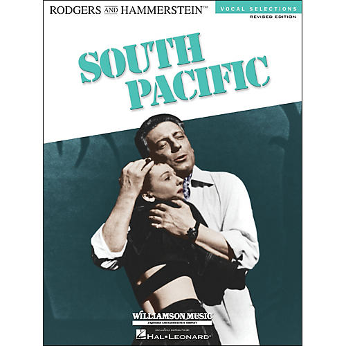 Hal Leonard South Pacific Vocal Selection arranged for piano, vocal, and guitar (P/V/G)-thumbnail