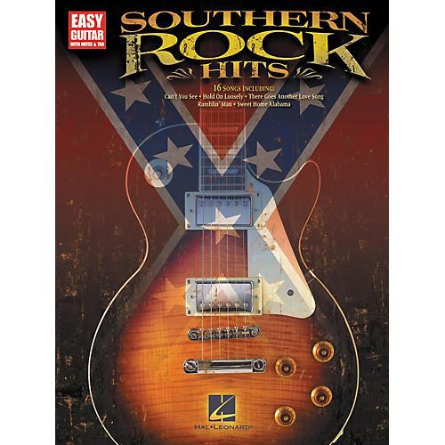 Hal Leonard Southern Rock Hits Easy Guitar Tab