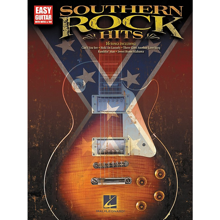Hal Leonard Southern Rock Hits Easy Guitar Tab