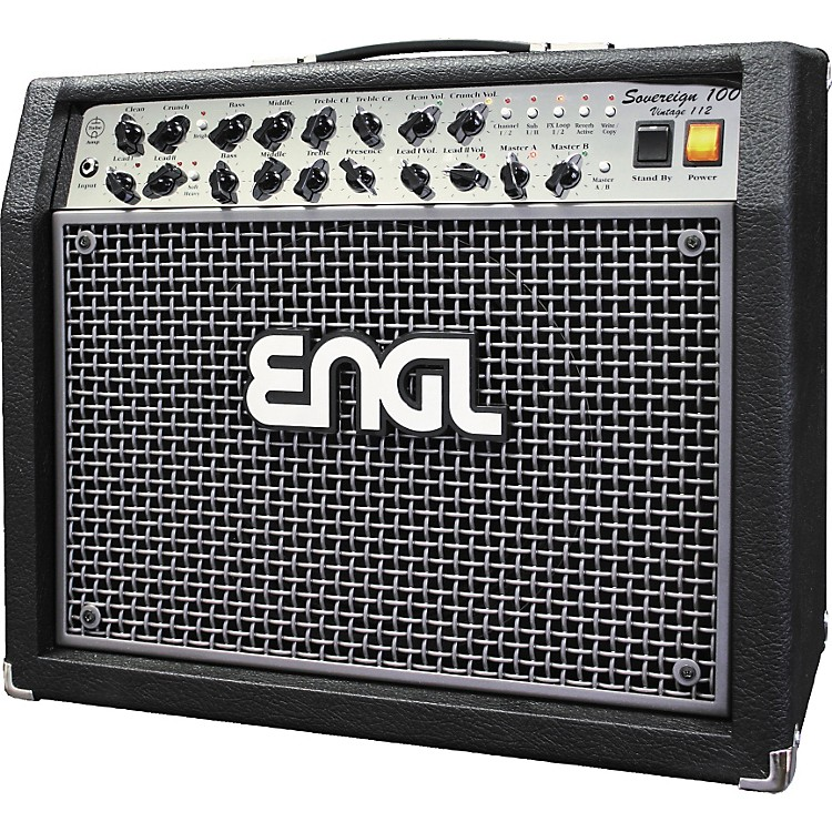 Engl Sovereign 100W 1x12 Guitar Combo Amp