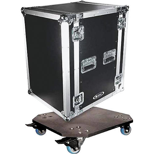 Odyssey Space Saver Pro Flite Rack with Wheels