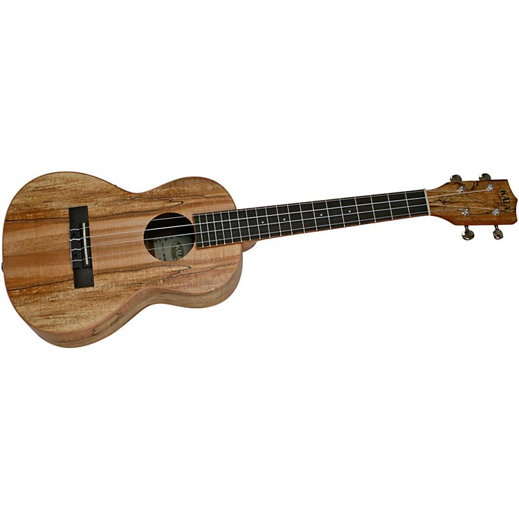 kala spalted maple tenor acoustic electric ukulele musician 39 s friend. Black Bedroom Furniture Sets. Home Design Ideas
