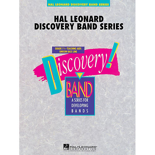 Hal Leonard Spanish Brass Concert Band Level 1.5 Composed by Eric Osterling-thumbnail