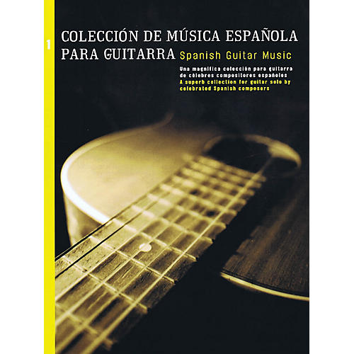 Music Sales Spanish Music for Guitar Music Sales America Series-thumbnail