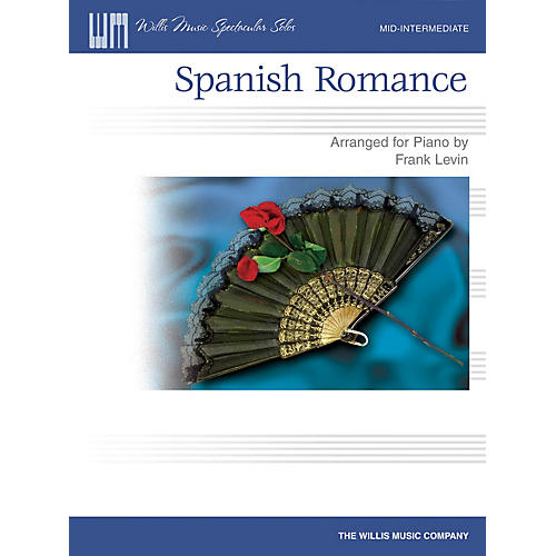 Willis Music Spanish Romance (Mid-Inter Level) Willis Series by Traditional-thumbnail