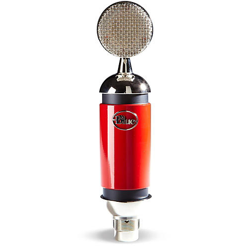 BLUE Spark Condenser Mic - Limited Edition Red