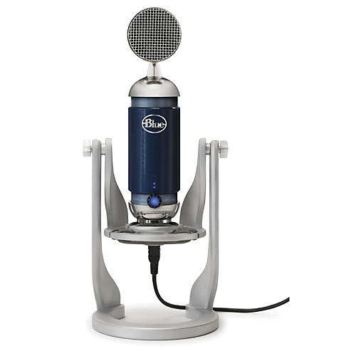 BLUE Spark Digital Condenser Mic with USB/iPad Connectivity-thumbnail