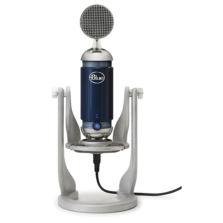 Blue Spark Digital Condenser Mic with USB/iPad Connectivity