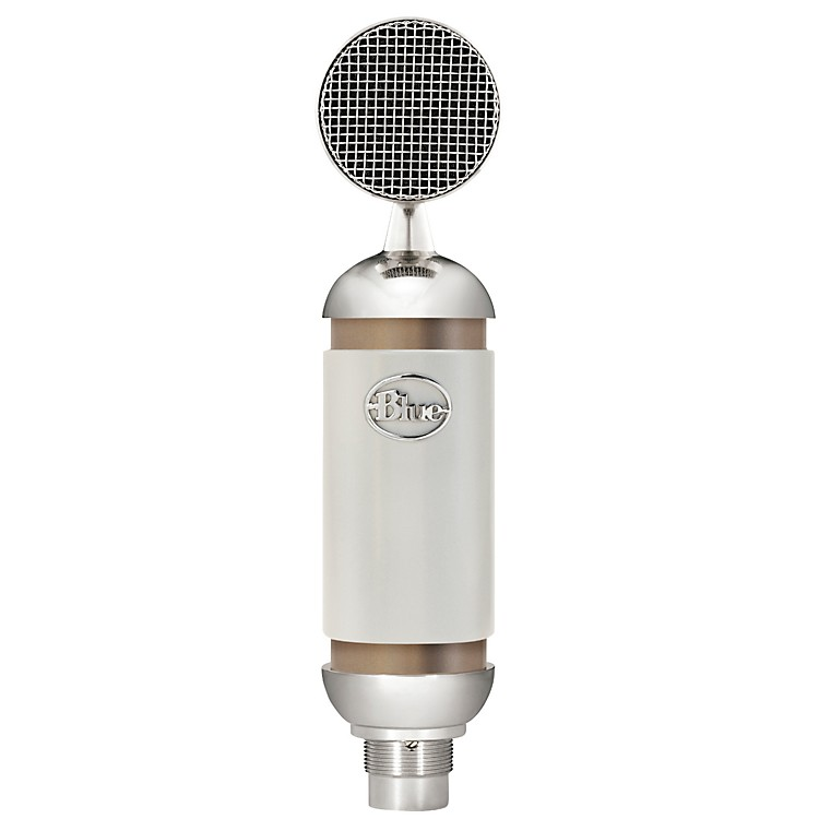 Blue Spark Microphone (White)