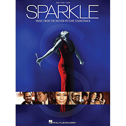 Hal Leonard Sparkle - Music From The Motion Picture Soundtrack Piano/Vocal/Guitar Songbook