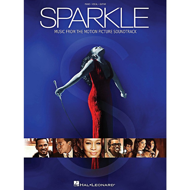 Hal LeonardSparkle - Music From The Motion Picture Soundtrack Piano/Vocal/Guitar Songbook