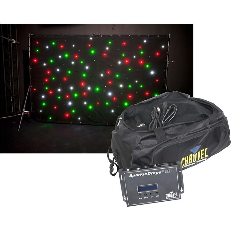 ChauvetSparkle Drape LED 10X7 RGBW